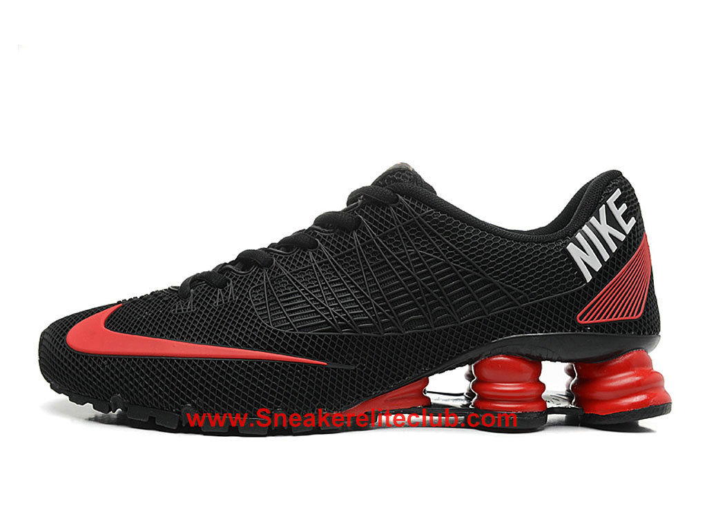nike shox pas cher homme noir rouge 1603242107 chaussure nike basketball magasin pas cher en. Black Bedroom Furniture Sets. Home Design Ideas