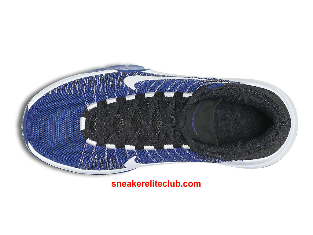 sneakers for cheap 93135 9fa88 ... Nike Zoom Ascention Prix Cheap BasketBall Shoes For Mens Black Blue  White 834319 400 ...