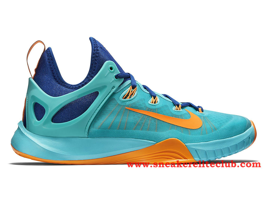 9138c86889a Nike Zoom HyperRev 2015 Men´s BasketBall Shoes Blue/Yellow/Blue 705370-484