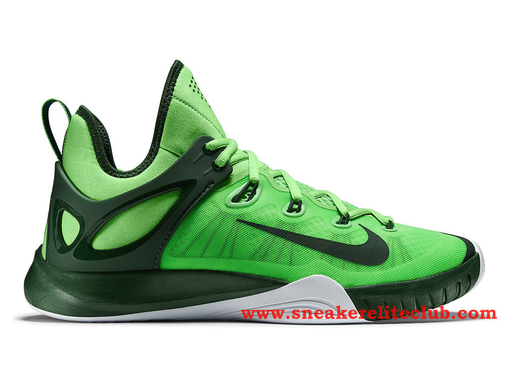 Nike Zoom HyperRev 2015 Chaussure De Basket Pour Homme Vert 705370-331