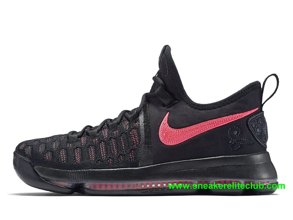 new arrival 996c2 392f9 Home → BasketBall Club → Nike KD 8 → Nike Zoom KD 9 Price Cheap Men´s  BasketBall Shoes Black/Pink 882048_060