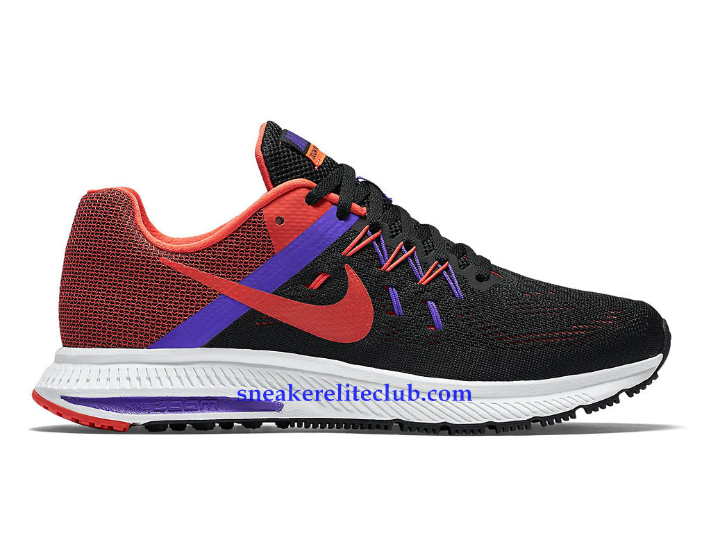 new style c8147 2747b Nike Zoom Winflo 2 GS Running Shoes Cheap For Women´s Black Red
